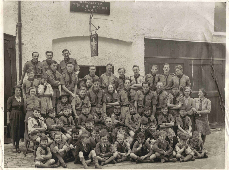 40th Reunion 1949